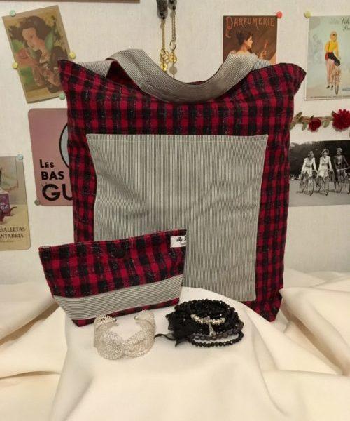Tote Bag By Sue-Sue
