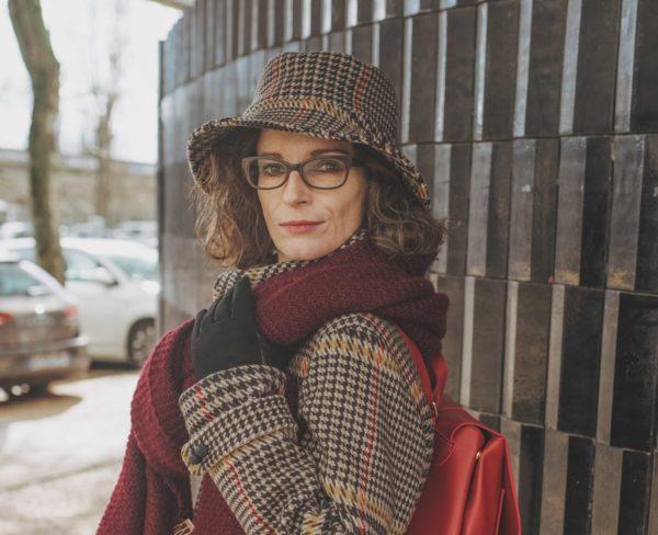 Créatrice Dijon France, Mode éthique et écoresponsable, Bob Sue-Sue, Bucket hat