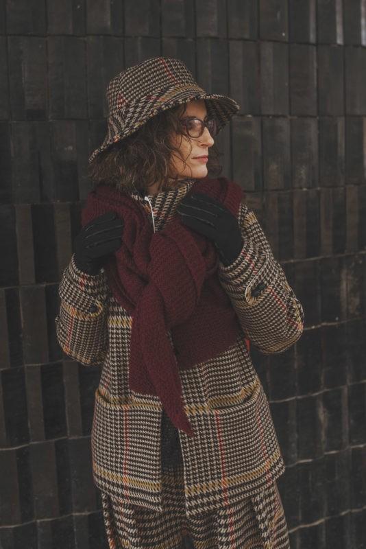 Bob Automne Hiver, Chapeau, Bucket Hat, By Sue-Sue, Collection automne hiver 2020