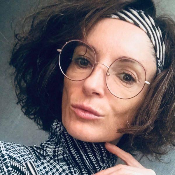 Bandeau Headband By Sue-Sue, Créatrice dijonnaise