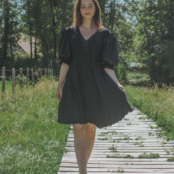 La petite robe trapèze By Sue-Sue