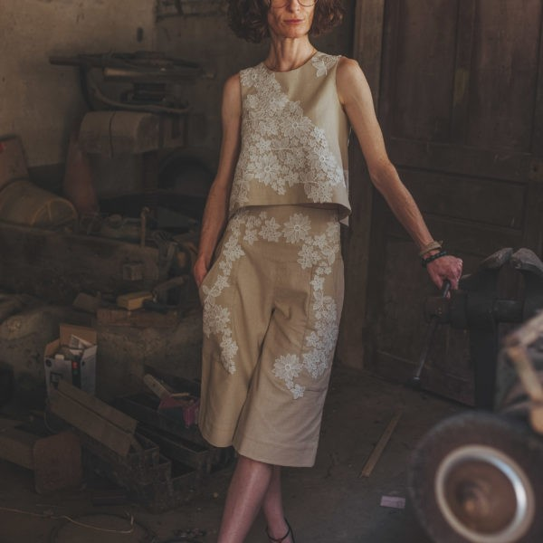 Ensemble tailleur femme, By Sue-Sue, Styliste Dijon