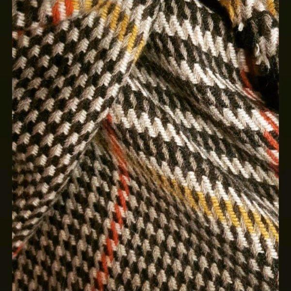 Laine et cachemire, tailleur bermuda, By Sue-Sue, Styliste Dijonnaise