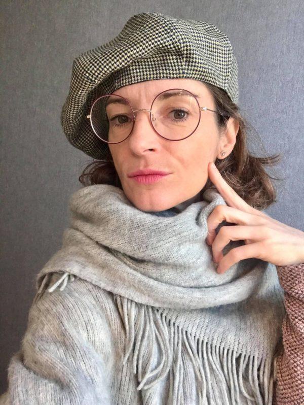 Béret, Gavroche, Mode éthique, Ecofriendly, By Sue-Sue